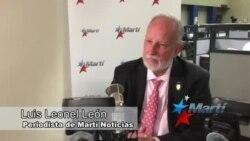 El Coronel Octavio Pérez entrevistado sobre Corea por Luis Leonel León