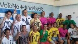 """""""José Daniel Ferrer es un luchador incansable por los DDHH, opina activista cubano"""