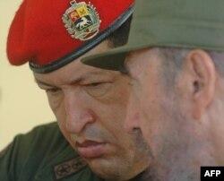 Hugo Chávez y Fidel Castro (Archivo).