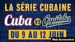 Cuba vs Capitales.