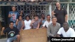 Reporta Cuba Huelga de hambre Placetas