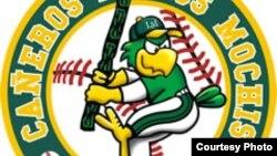 Logotipo del equipo sinloense de béisbol Cañeros de los Mochis.