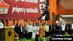 XX Congreso de la CTC Cuba