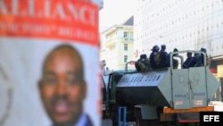El presidente de Zimbabue, Emmerson Mnangagwa, gana las elecciones en ese país