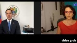 Entrevista exclusiva de Radio Televisión Martí al presidente encargado de Venezuela, Juan Guaidó.