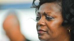 Berta Soler denuncia represión en el Día de las Madres