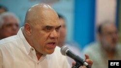 El periodista Jesús Torrealba, nuevo presidente de la Mesa de la Unidad Democrática de Venezuela.