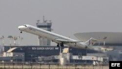 La FAA renovó la prohibición de vuelos a Tel Aviv de naves estadounidenses