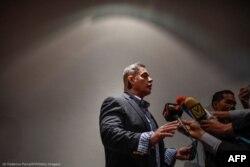 Tarek Saab, fiscal general del régimen de Nicolás Maduro en Venezuela
