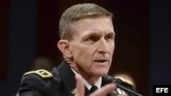 El general Michael Flynn.