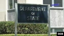 Departamento de Estado de Estados Unidos, en la ciudad de Washington, DC.