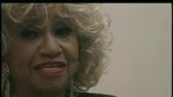 10 años después de su muerte continua el legado musical de Celia Cruz