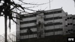 """Este fin de semana los presos políticos encerrados en la cárcel militar de Ramo Verde vivieron """"una noche de terror"""", denunció Foro Penal Internacional (Foto: Archivo)."""