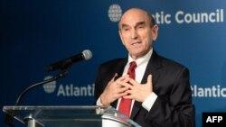 El representante especial de Estados Unidos para Venezuela, Elliot Abrams.