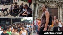 Un año después del restablecimiento de relaciones, los turistas llegan a Cuba en masa y los cubanos migran por miles.