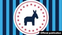 Logo de los demócratas.