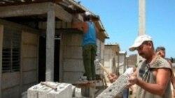 Déficit de materiales en Cuba para construcción y reparación de viviendas