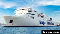 Baja Ferries.