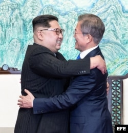 """Las dos Coreas acuerdan cooperar para alcanzar una """"paz permanente"""""""