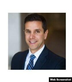 El empresario estadounidense Steven Dudash.