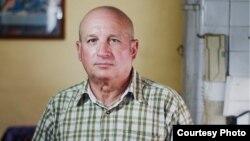 El exprisionero político del Grupo de los 75, Félix Navarro. (Foto: Claudio Fuentes)
