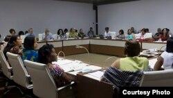 Comision de Asuntos Constitucionales y Juridicos. ANPP
