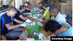 Remarcación de condones en Santiago de Cuba