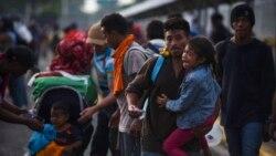 Tres expertos sobre las leyes de inmigración estadounidense ofrecen distintos puntos de vista sobre la caravana de migrantes que atraviesa México con rumbo a EEUU