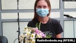 Periodista rusa Svetlana Prokopieva