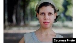 Presentan denuncia en estación de Policia por desaparicion de la artista Lía Villares