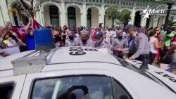 A 60 días de las protestas masivas en Cuba cientos de manifestantes siguen detenidos e incomunicados