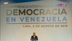 EEUU listo para sancionar a empresas que negocien con régimen venezolano