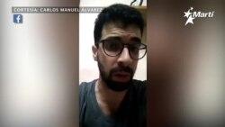 Carlos Manuel Álvarez denuncia lo que califica como un secuestro