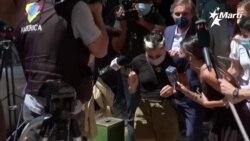 Las hijas de Maradona exigen una investigación tras la muerte del astro del futbol,