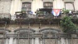 Nueve familias cubanas viven en ruinas sin que el gobierno les tienda una mano