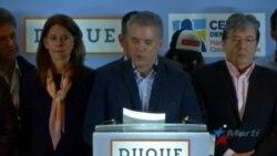 Candidato del ex presidente Uribe gana elecciones legislativas en Colombia