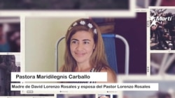 Madres del #11J: Maridilegnis Carballo