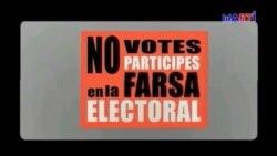 Asamblea de la Resistencia Cubana llama a no asistir a las urnas