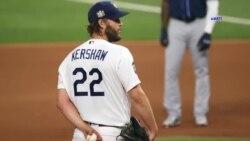 Los Dodgers de los Ángeles arrancaron al frente en la serie mundial al superar este martes a los Rays de Tampa