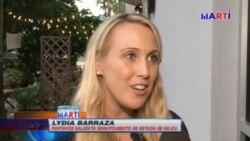 Portavoz del Departamento de Estado Lydia Barraza culmina servicios en sur de Florida