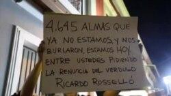 Puerto Rico: Gobernador encara crisis por mensajes de texto