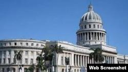 El documento fue entregado en el Capitolio de La Habana, Sede de la Asamblea Nacional del Poder Popular.