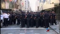 Superoperativo de seguridad para la visita del Papa a Nueva York