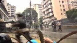 245 detenidos en una jornada de protestas