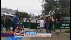 Migración Colombia espera permiso judicial para sacar a cubanos del almacén