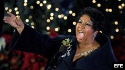 La cantante Aretha Franklin muere a los 76 años en su casa de Detroit