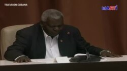 Díaz-Canel asume el cargo de presidente de la república de Cuba
