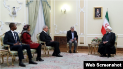 Cuba e Irán refuerzan relaciones durante presentación de credenciales de canciller isleño