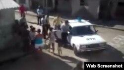 Detenciones de activistas de UNPACU 26 nov/2013