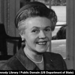 Helen Eugene Moore Anderson / John F. Kennedy Library / Public Domain